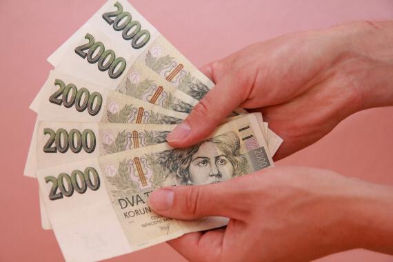 Půjčka 20000 Kč do hodiny
