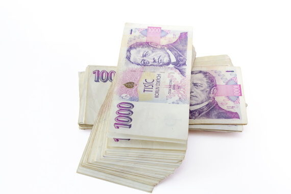 Půjčka 20000 Kč bez doložení příjmů na ruku